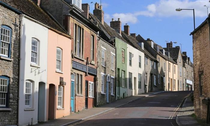 Historic Listed Buildings Malmesbury